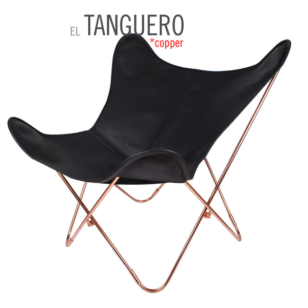 VAQUETA LEATHER COVERS (2 MM THICKNESS) FOR BUTTERFLY CHAIRS
