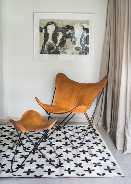 80th ANNIVERSARY EDITION FOR THE BUTTERFLY CHAIR (1938-2018)