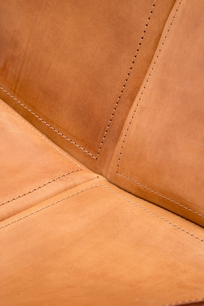 TRIPOLINA POLO LEATHER WITH OTTOMAN