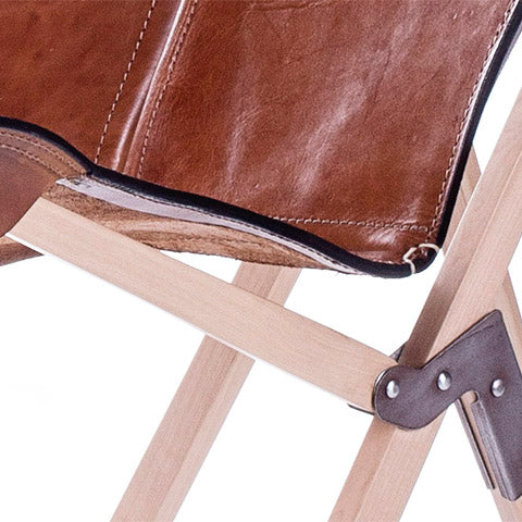 POLO LEATHER COVERS FOR TRIPOLINA WOODEN FRAME