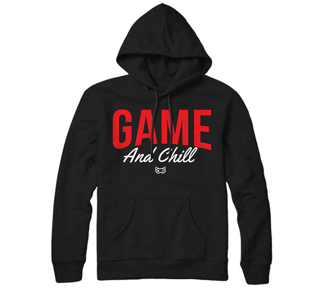 TK Game and Chill Hoodie