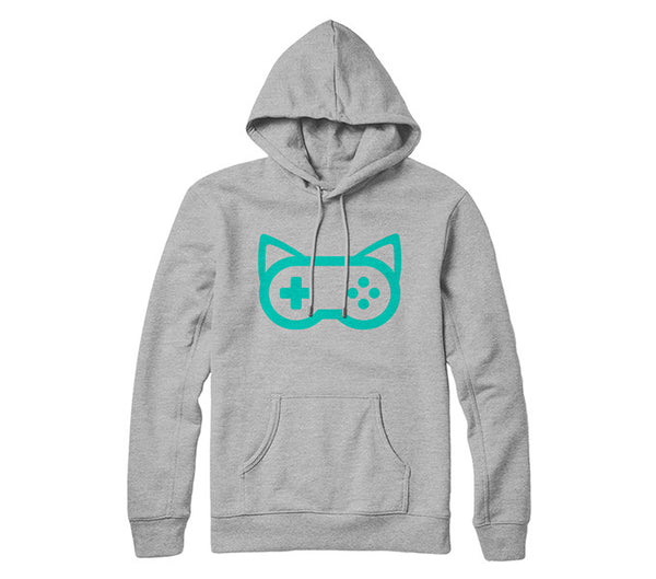 TK Logo Hooded Sweatshirt