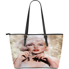 Marilyn Large Leather Tote Collection