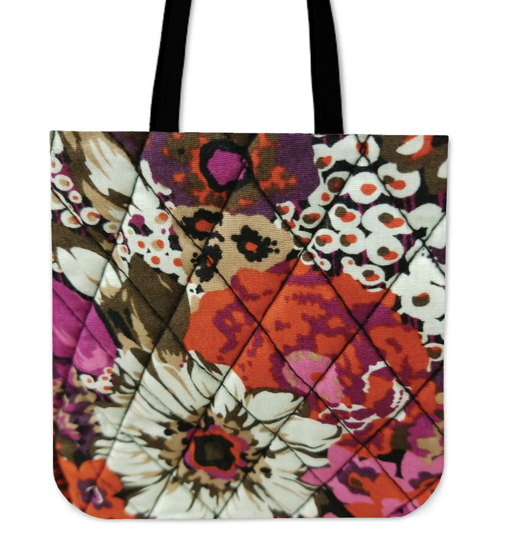 Flowers Bloom In May Tote Bag