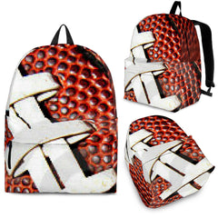 Football Backpack Wide Strings Limited Edition