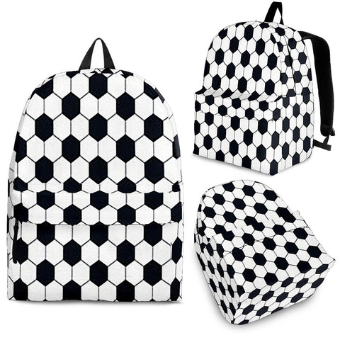 Multi Soccer Ball Backpack Limited Edition