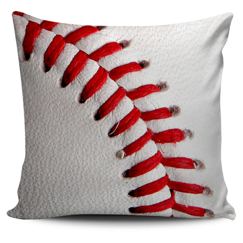 Baseball Pillow Cover