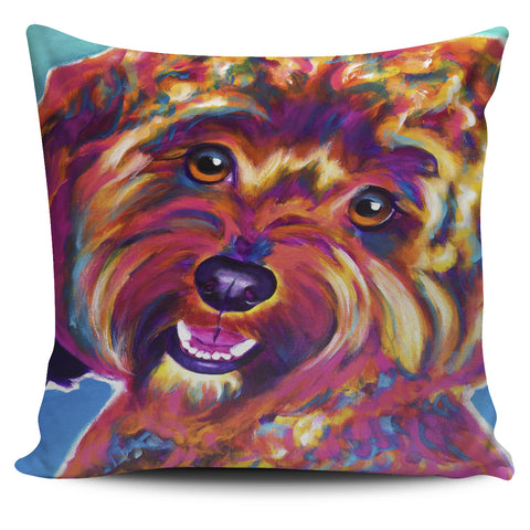 Love Yorkie Pillows + Free Plus Shipping