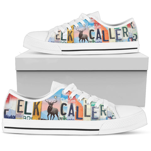 Elk Caller Low Top Shoe