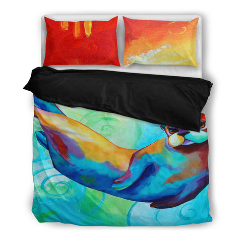 Seal Love Bedding