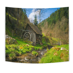 Love Nature Tapestry