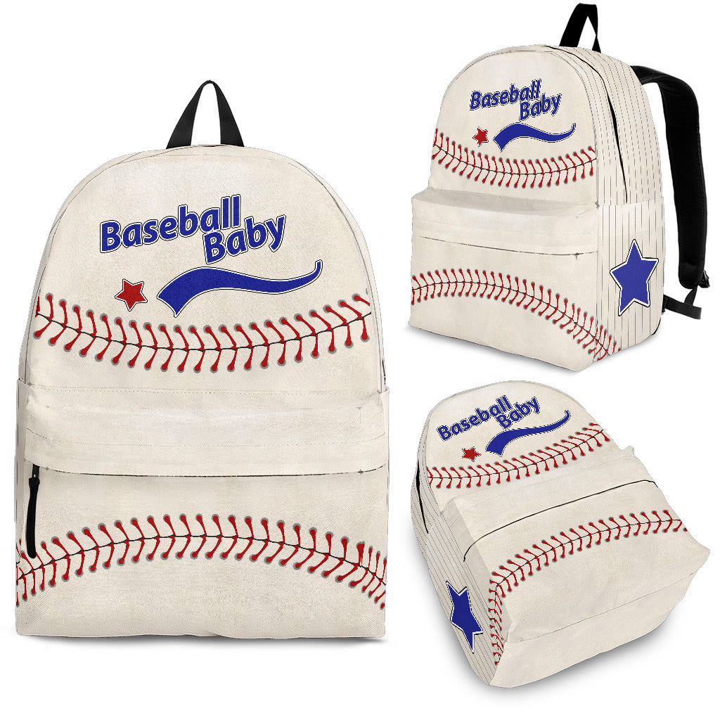 Backpack - Baseball Baby