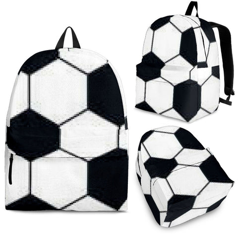 Soccer Ball Backpack Dirty Style Limited Edition