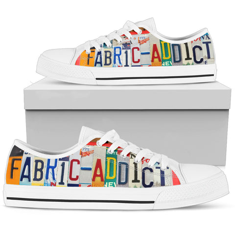 Fabric Addict Low Top