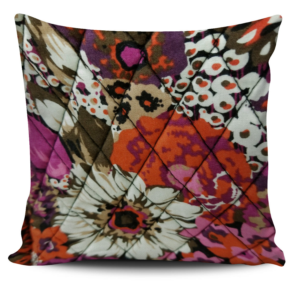 Flowers Bloom In May Pillow Cover