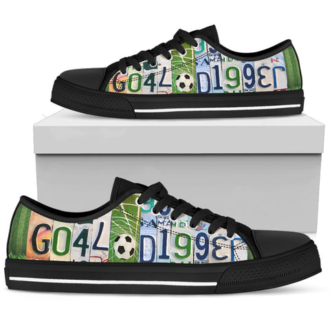Goal Digger Low Top