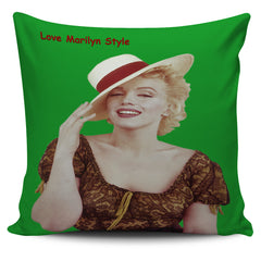 Love Marilyn Style Pillow Cover Set