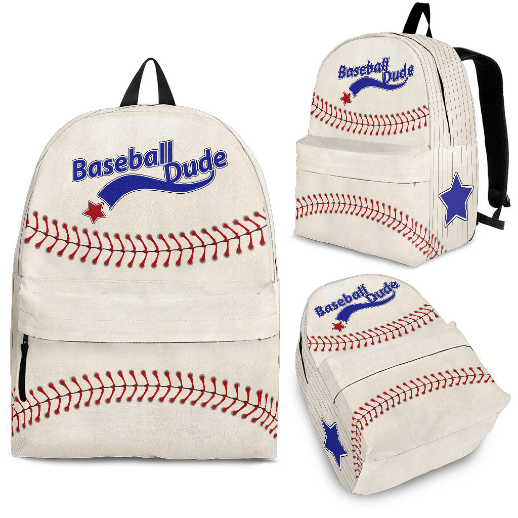 Baseball Dude Backpack