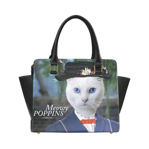 Meowy Poppins Handbag