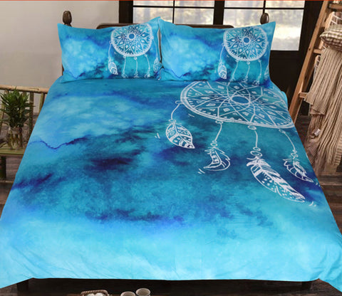 Dreamcatcher Bedding 3 Pcs Set