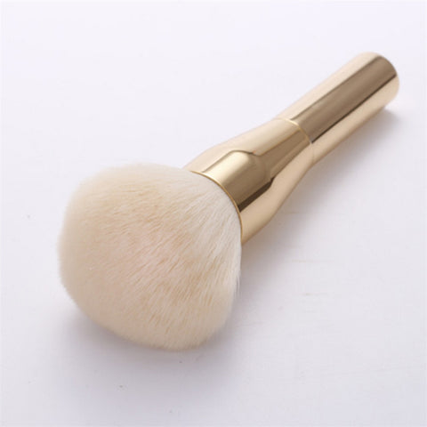 Rose Gold Powder Make Up Brush