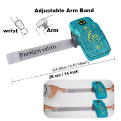 Adjustable Outdoor Sports Wrist Arm Band Cases