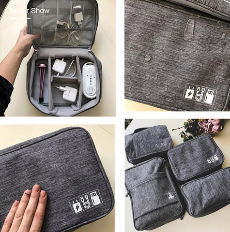 Multi-functional Gadgets Cosmetic Travel Storage Organizer