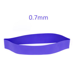 4pcs Fitness Elastic Workout Resistance Rubber Bands