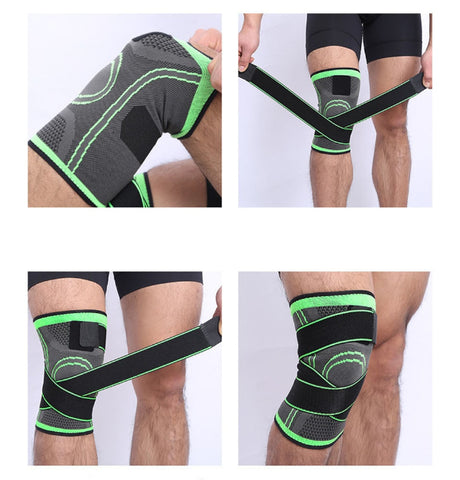 Breathable Sports Knee Braces