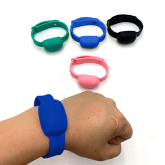 Adult and Kid Hand Sanitizer Dispensing Bracelet Wristband