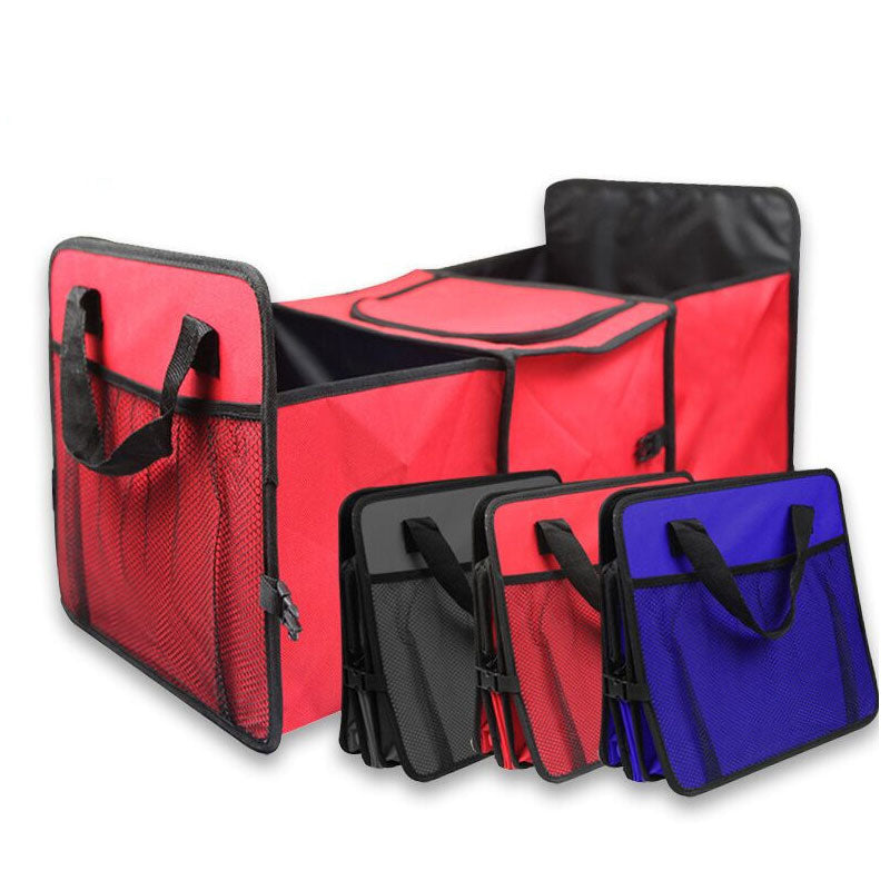 Car Trunk Collapsible Storage Basket