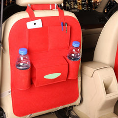 FREE Car Backseat Bottle Holder Storage Organizer