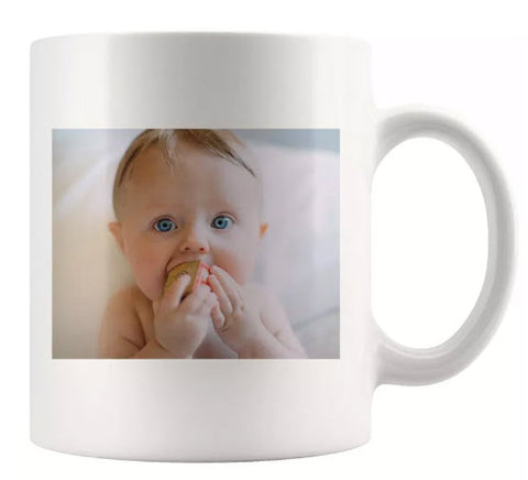 Personalized Photo Mug - Add Your Own Picture