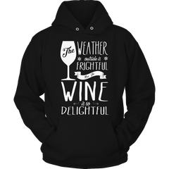 Limited Edition - The Weather is Frightful but the wine is delightful