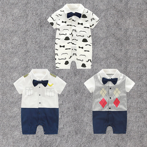 Cute Baby Boy And Girls Jumpsuits