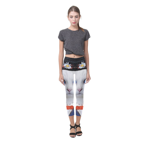 Meowy Poppins Leggings