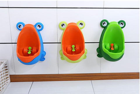 FREE Frog Cartoon Children Potty Toilet