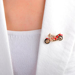 FREE Cool Motorcycle Brooches