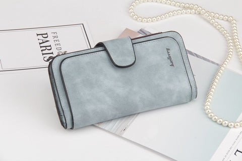 FREE Women Designer Leather Clutch Wallets