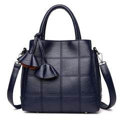 Women Designer Genuine Luxury Leather Handbags