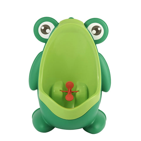 Orginal Home Frog Kids Potty Toilet Urinal Boy Pee Training Children Wall Mounted Toilet Pee Trainer Baby Bathroom Urinal Girl Potty Car|Travel Potties