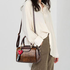 Women's Vegan Leather Shoulder Bags