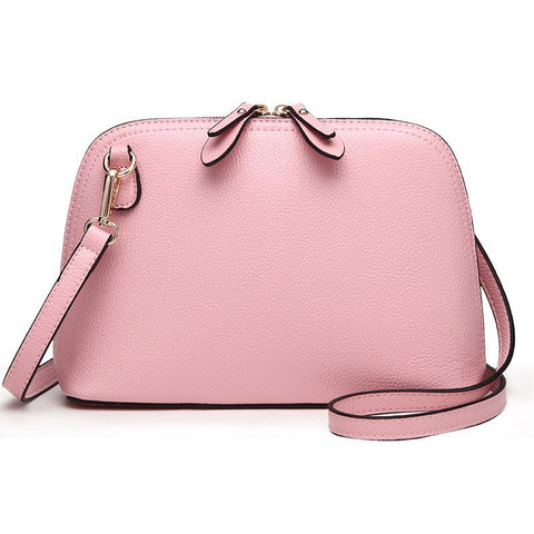 FREE Women Leather Shell Crossbody Shoulder Bags