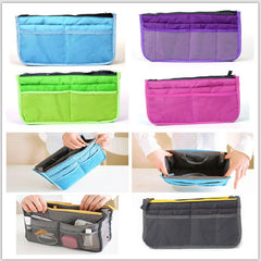 Nylon Bag Organizer And Casual Travel Handbag