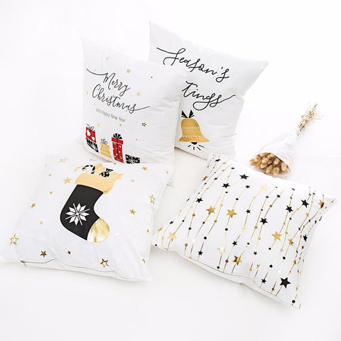 FREE Christmas Decor Pillow Covers