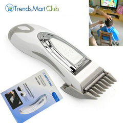 Electric Cordless Men's Shaver Beard Hair Clipper