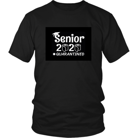 SENIOR 2020 QUARANTINED TEE