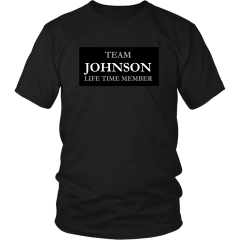 Team Johnson Tee II