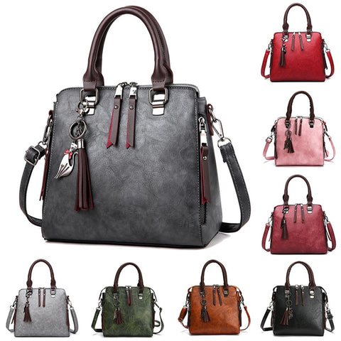 Women's Fashion Retro Shoulder Bags