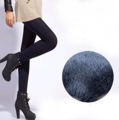 Women's Winter Time Warm Velvet Leggings